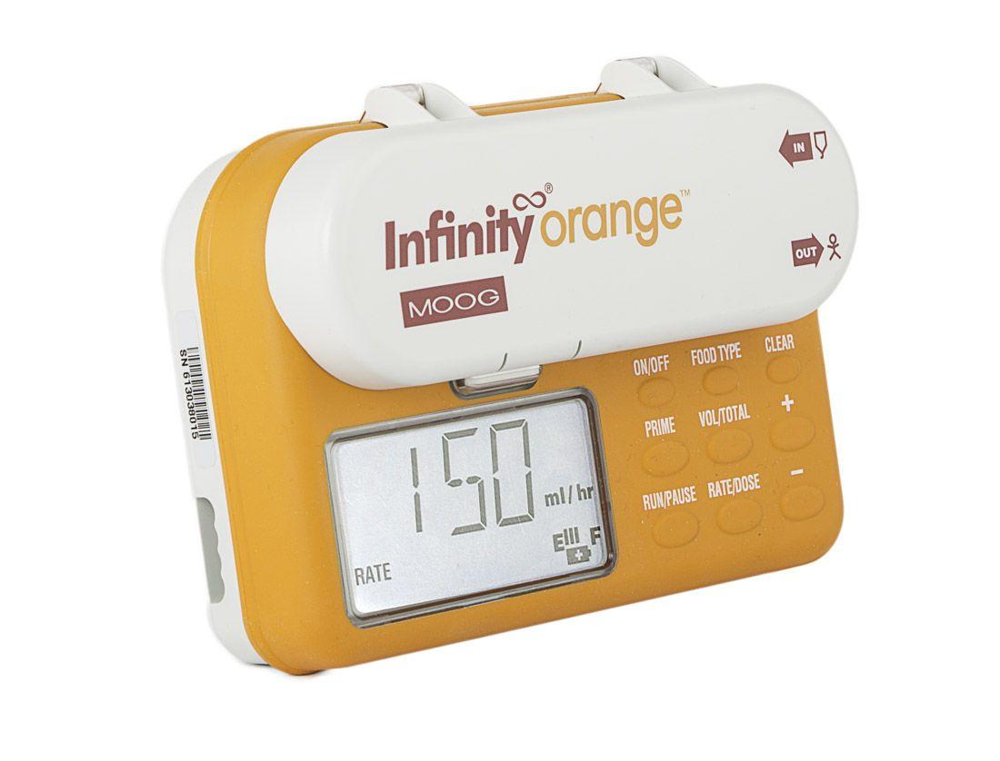 Enteralite Infinity Feeding Pump Orange